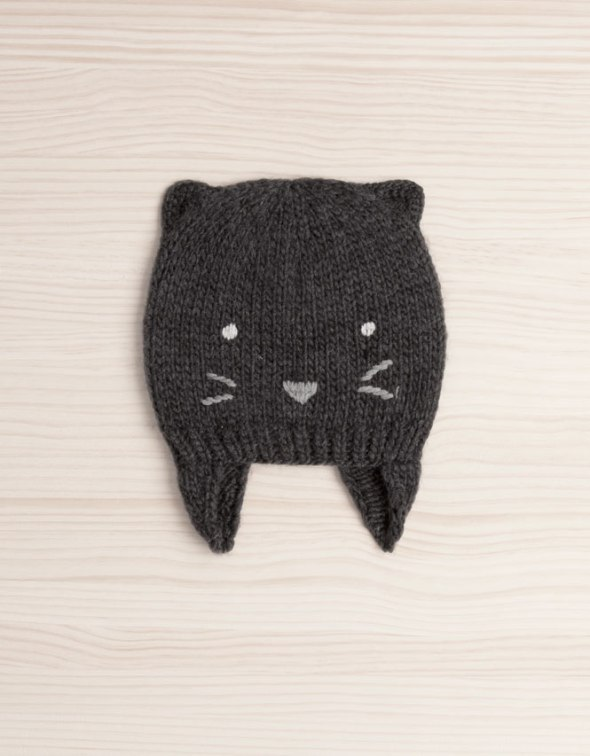 Gorro gato de Oysho