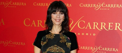 Maribel Verdú en la entrega de los Premios Maja Goya