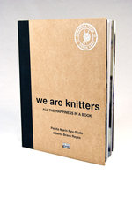 Libro We Are Knitters 19€