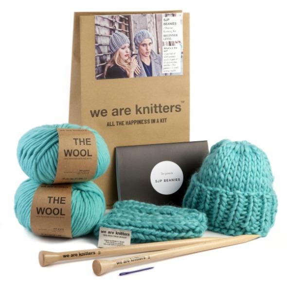 Kit de lana